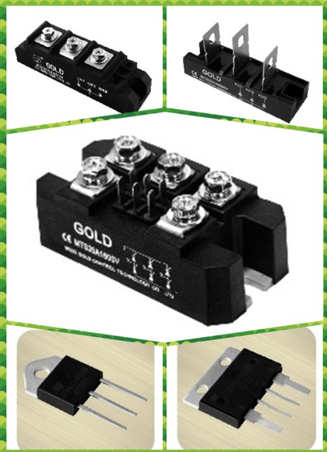 Semiconductor Controlled Rectifier,Triode AC Semiconductor Switch,directional Controlled Rectifier