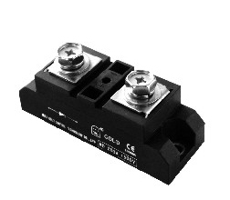 SCR-rectifier bridge module