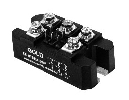 three phase full controlled rectifier bridge module